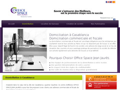 Domiciliation société Casablanca - Officespace.ma